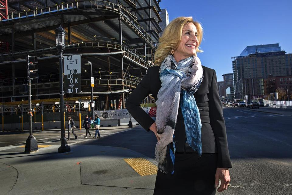 Jamie McCourt, ex-wife of Boston developer Frank McCourt, is being tapped to serve as the US ambassador to France.